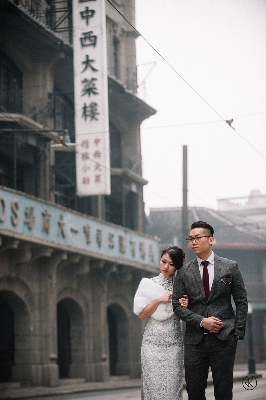 1930s' Gatsby Shanghai