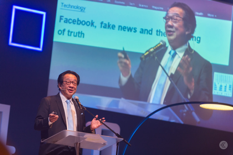 Tan Sri Dr. Francis Yeoh's speech