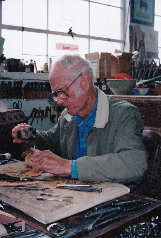 Ray Holes tooling circa 1992