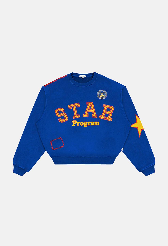 STAR Heritage Crewneck.