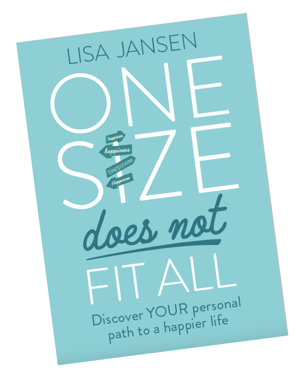 One Size Does Not Fit All Book Cover