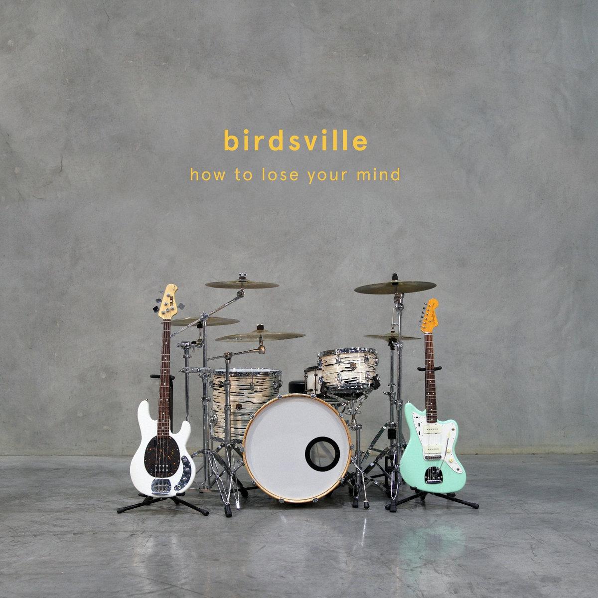 Birdsville - How To Lose Your Mind (Album)
