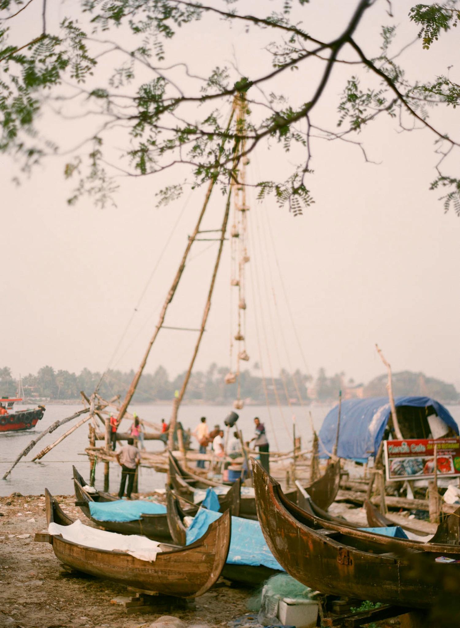 cochin-fishing-boats