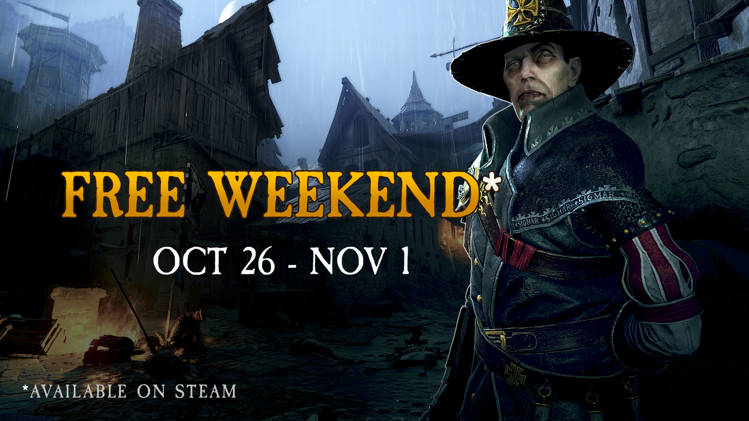Free Weekend for a whole week!