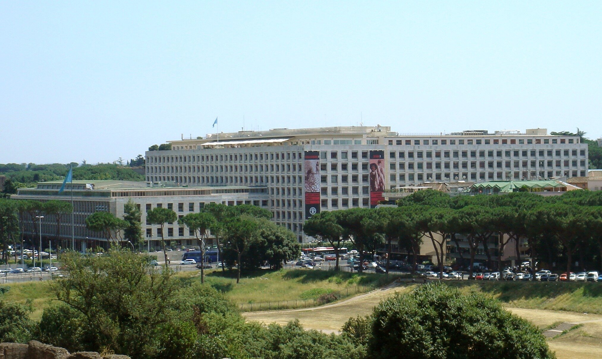 The Food and Agriculture Organisation, Rome, Italy