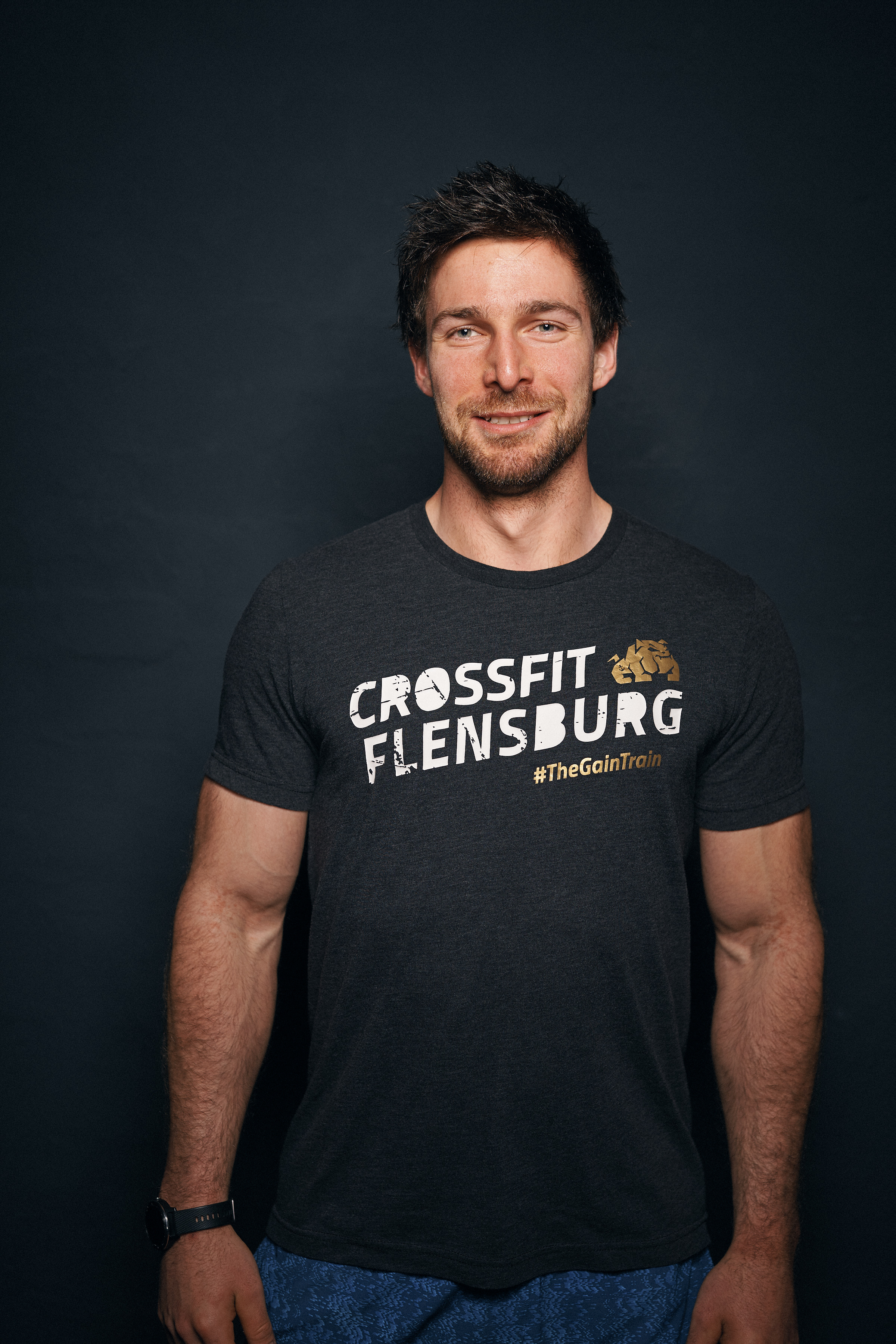 Favorite Movement to teach:   Snatch   Fun Fact:   Lieblings-Playlist: Paddy-Hard