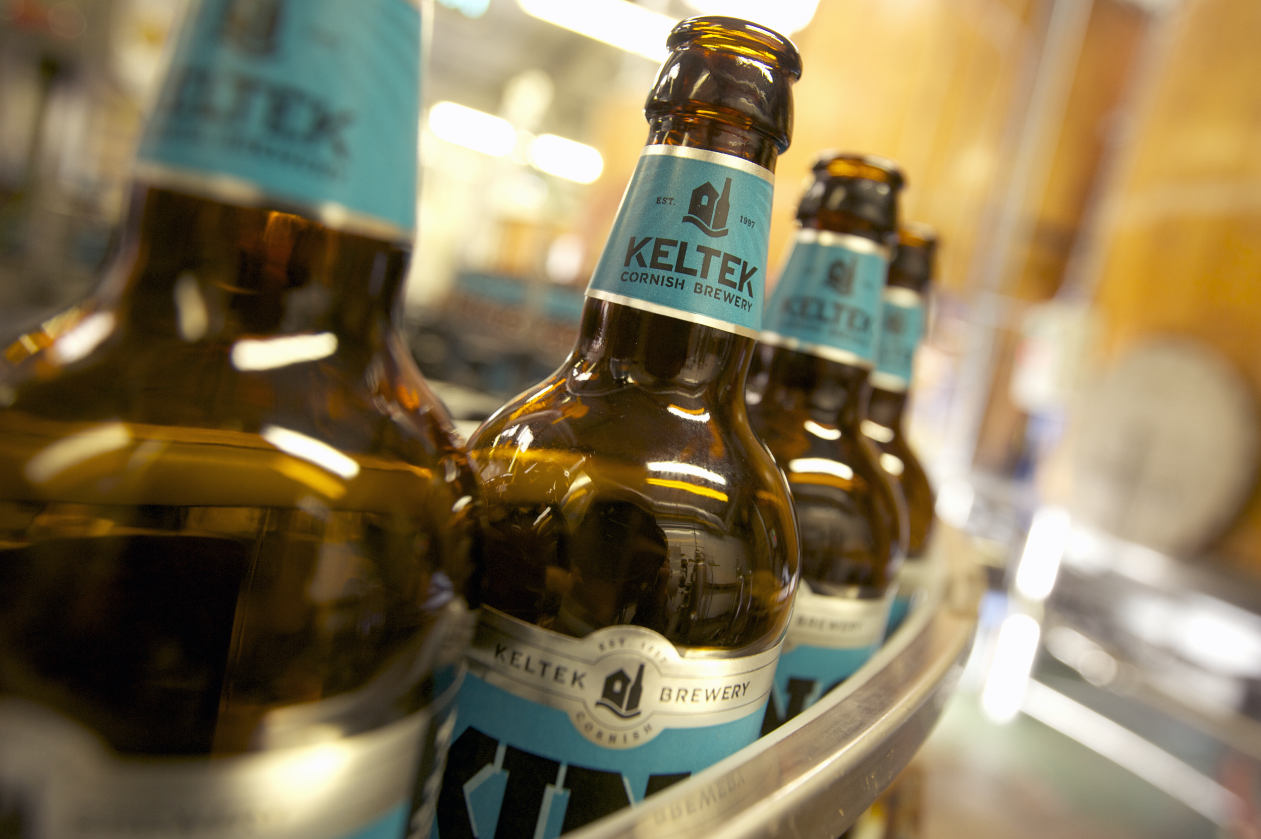 About - Founded in 1997, Keltek is one of Cornwall's longest-established breweries.