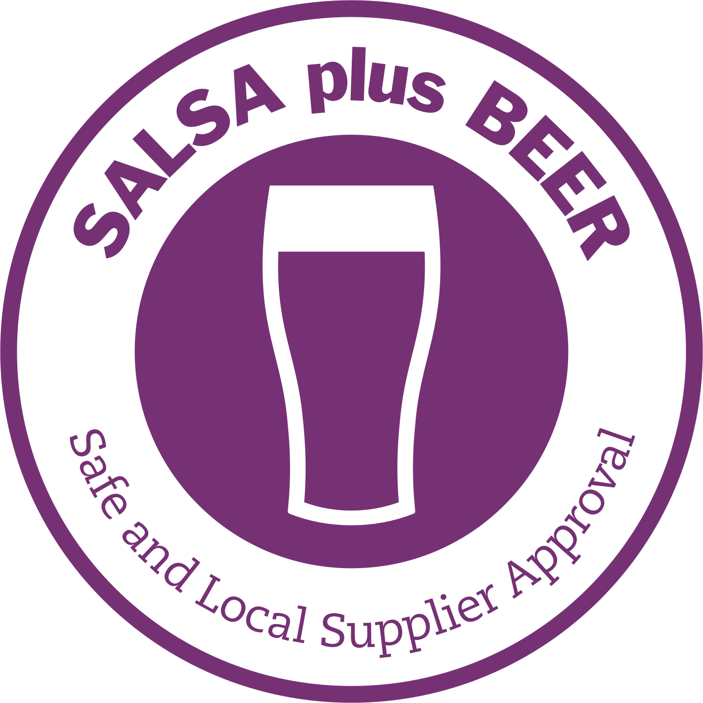 SALSA Accreditation - Keltek have set themselves apart by obtaining the SALSA-plus-beer quality accreditation.