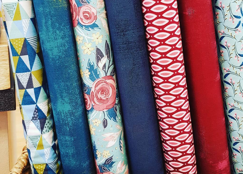 Craft Fabric - Crafters with an eye for colour and design can feel right at home here. From bold modern to vintage-inspired prints, we are always working on extending our range of spray-times, plains, and novelty prints.