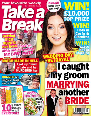 CAN I SELL MY STORY TO MORE THAN ONE MAGAZINE? - Our magazines pride themselves in featuring exclusive stories, so we ask that you appear in one magazine only. Then 7 days after the magazine hits the shelves, you are free to resell your story if you choose to do so.