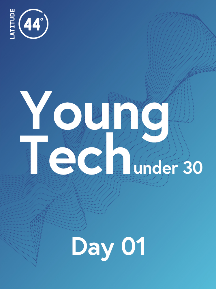 Young Tech: Latitude 44 - November 14 (with ID)   Entrance to the conference on November 14, including coffee and food for the day. This ticket also includes the opening reception at WE: Global Learning Centre.