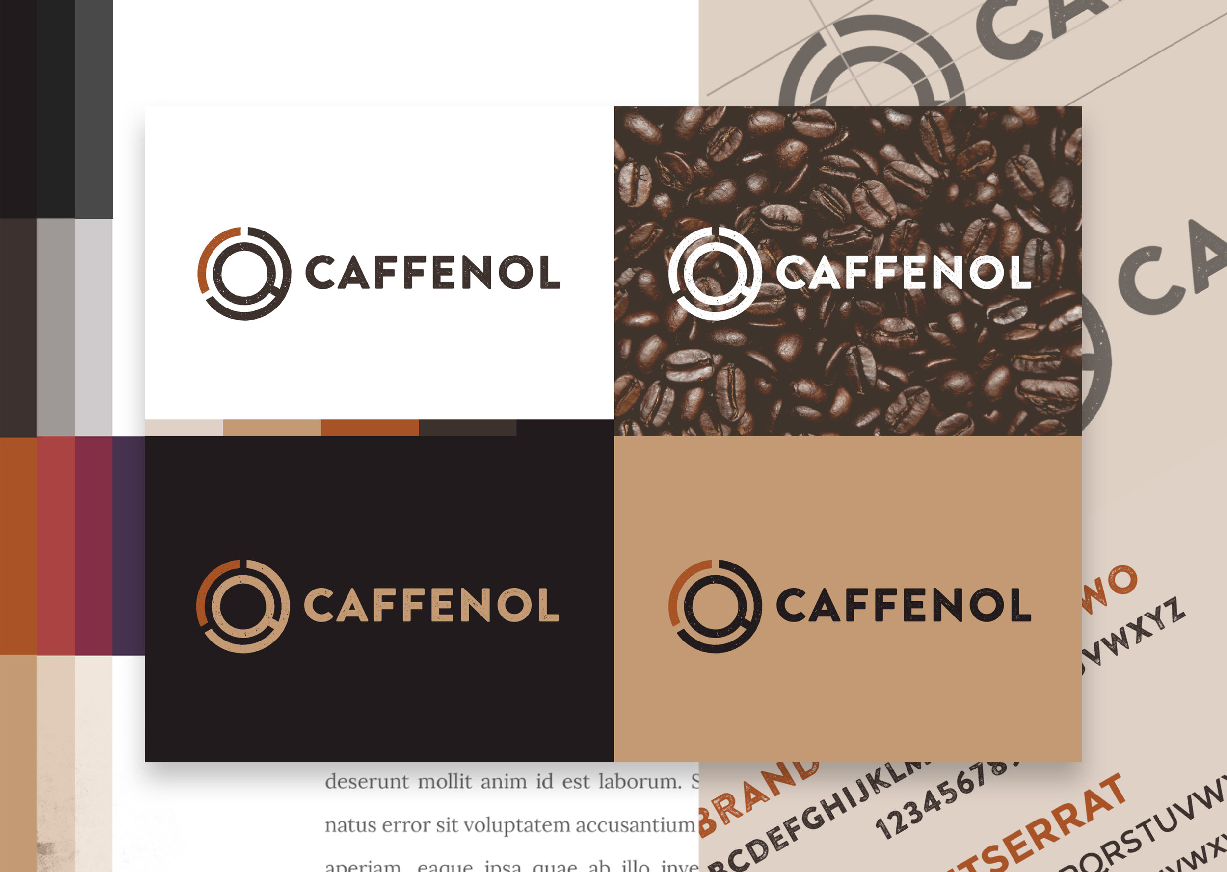Caffenol - Branding