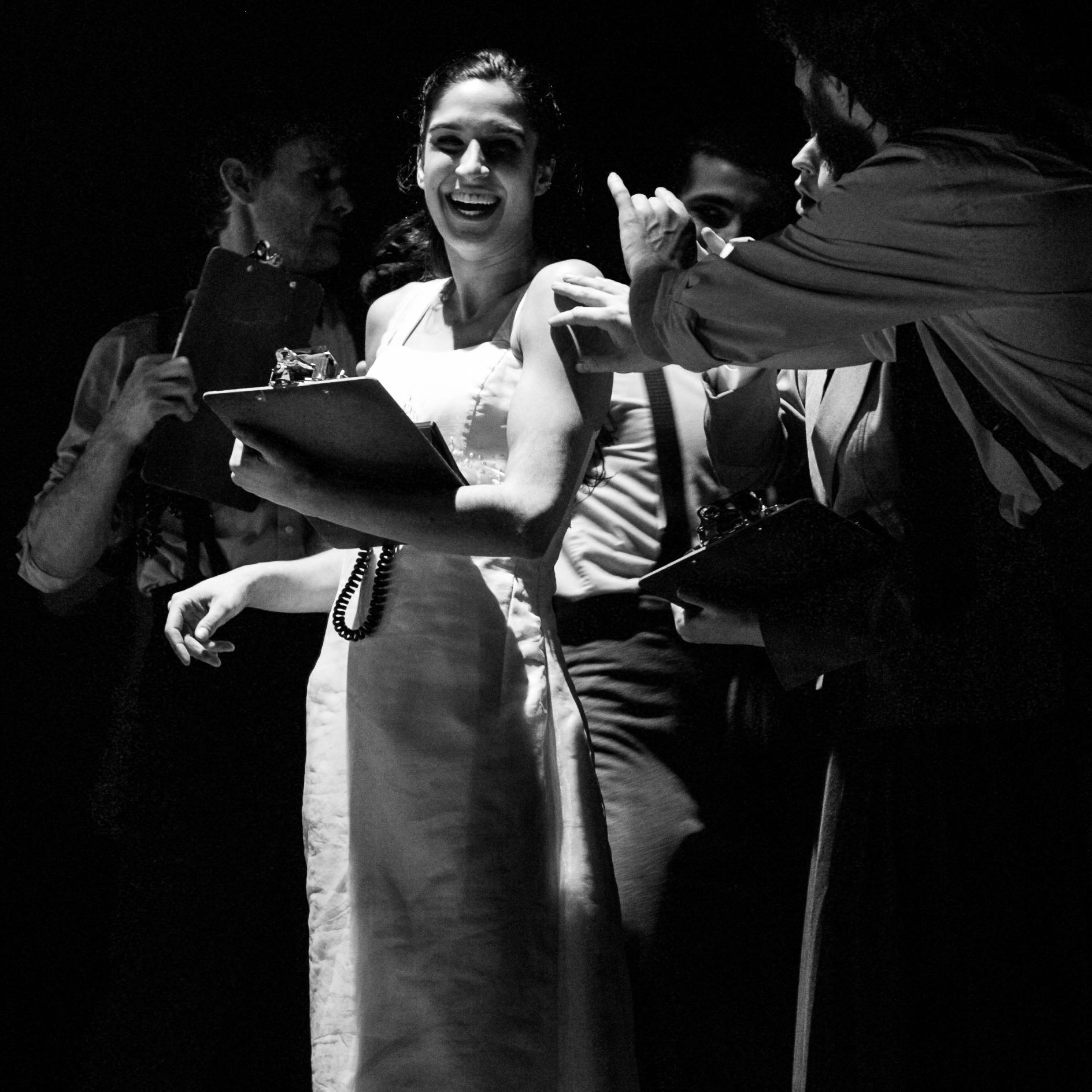 Lucia Chocarro in The Wedding