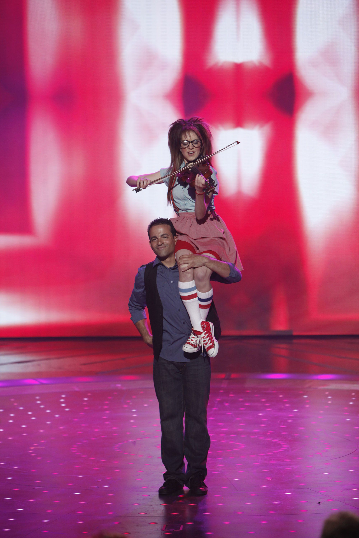 America's Got Talent - Lindsey Stirling