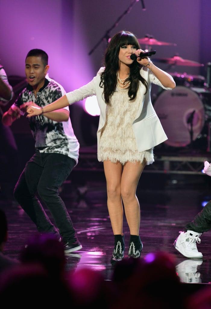 American Music Awards - Carly Rae Jepsen
