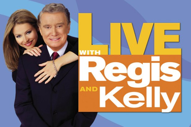 Live with Regis & Kelly - Various Episodes