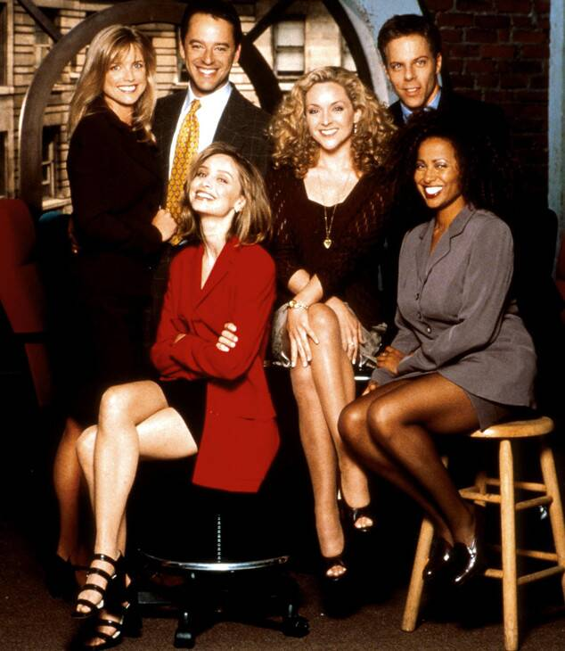 Alley McBeal - FOX Television