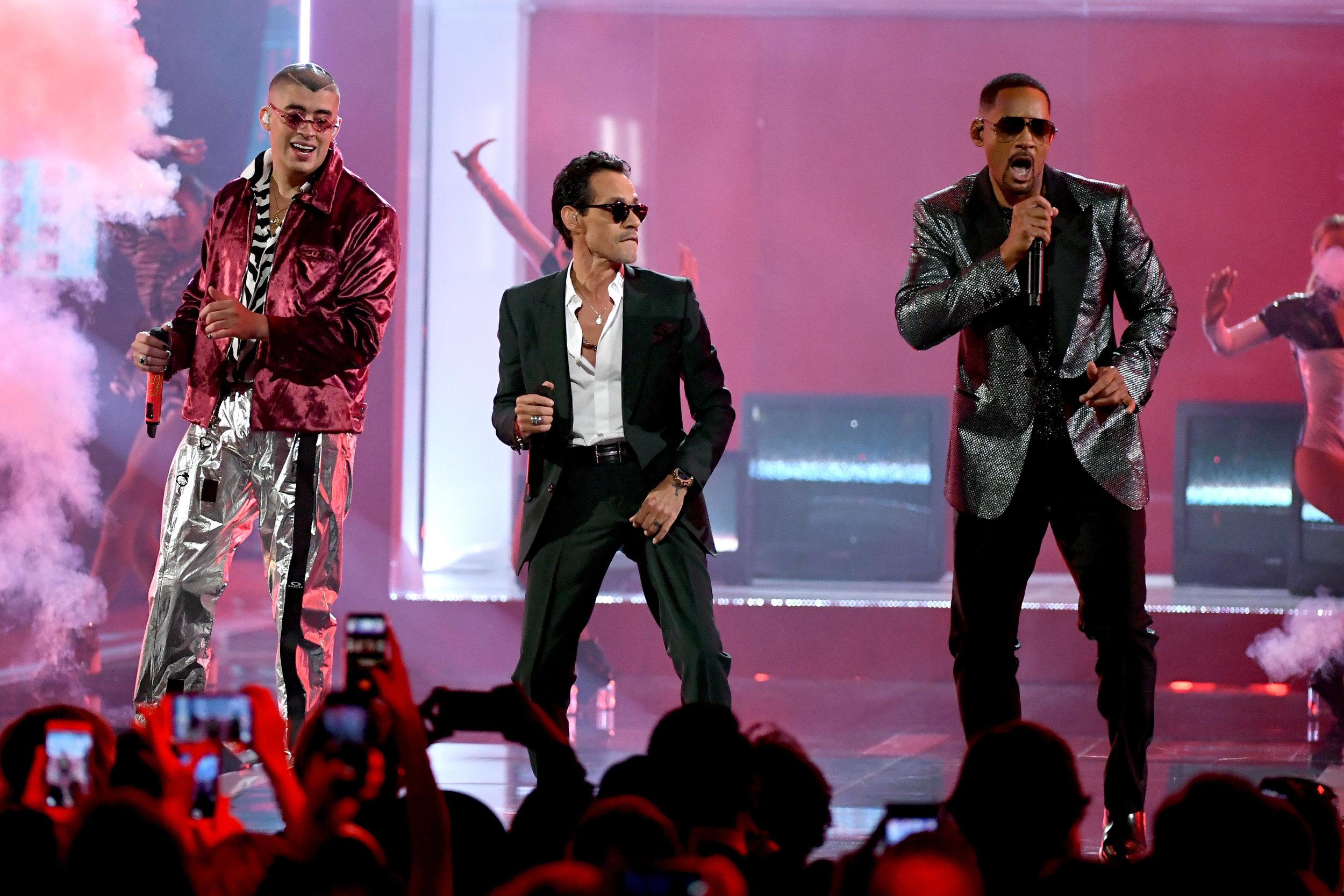 Latin Music Awards - Miami Florida