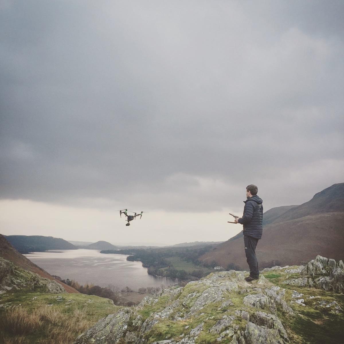 drone-videographer