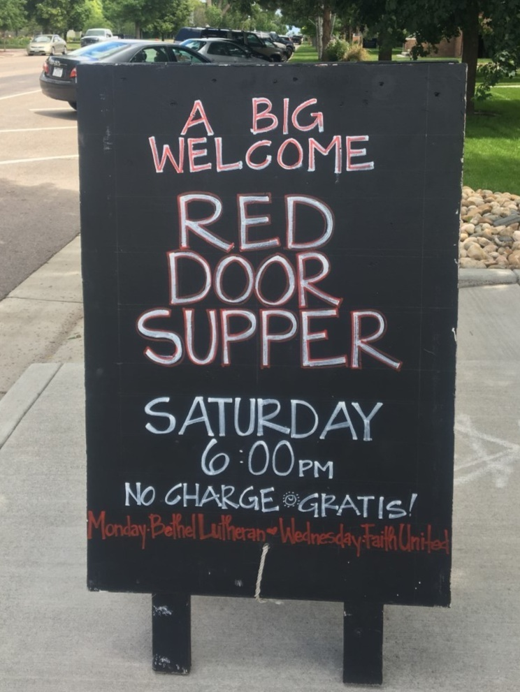 Red Door Suppers -