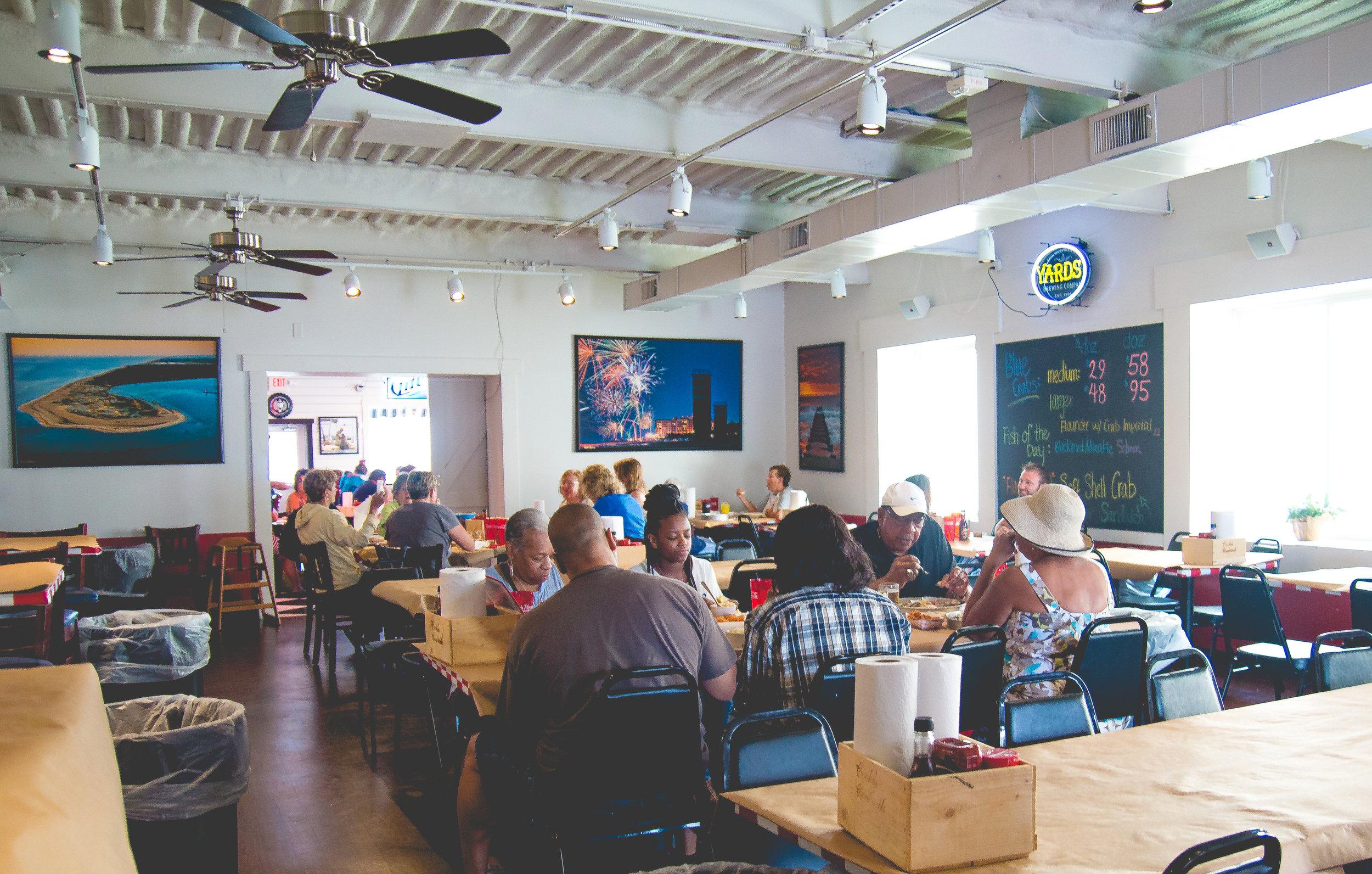 crabfeast room with people.jpg