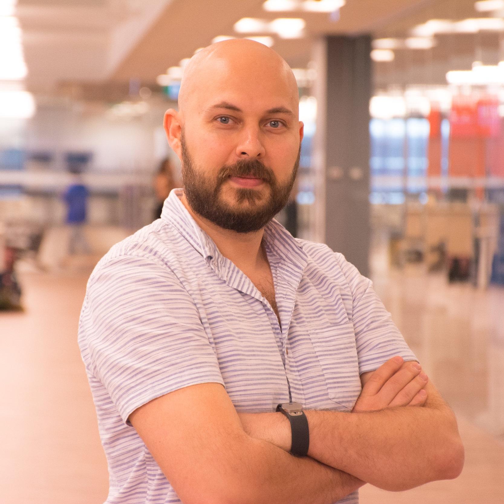 Alexey Adamsky   Head of Engineering