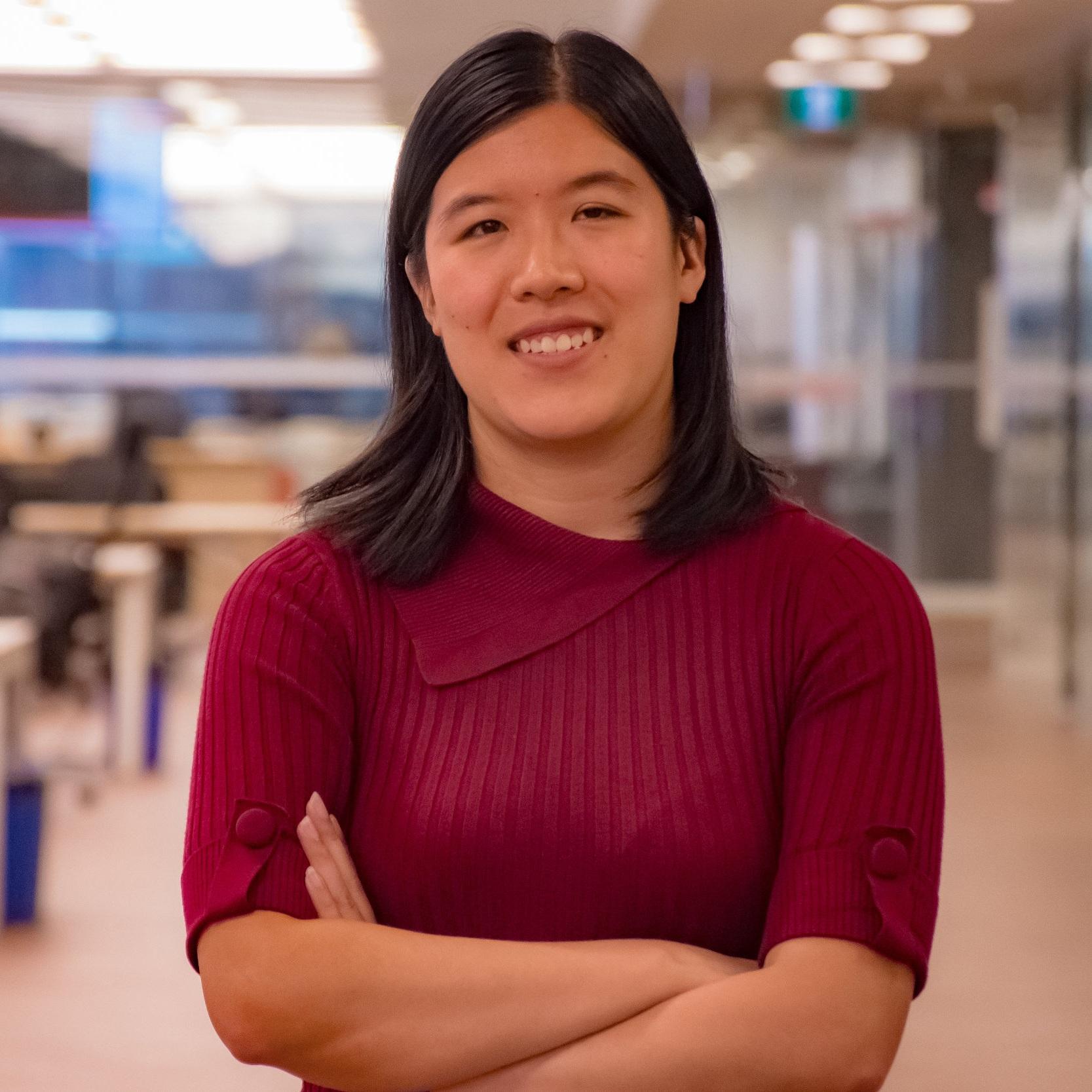 Maxine Ng  Software Engineer