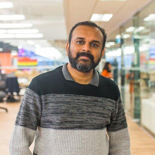 Naveen Sreedharan   QA Engineer