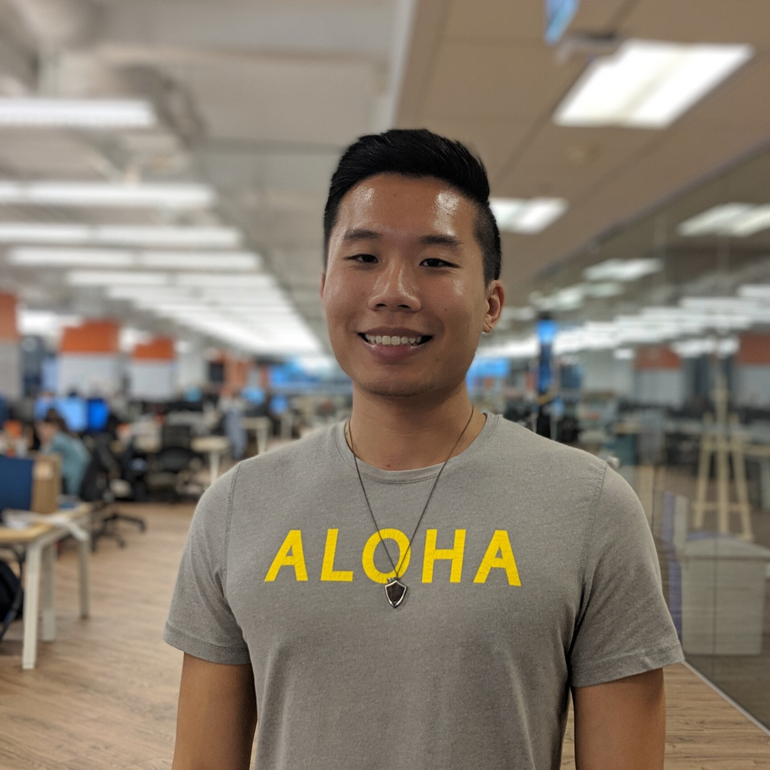 Andy Tran  Front-end Software Engineer