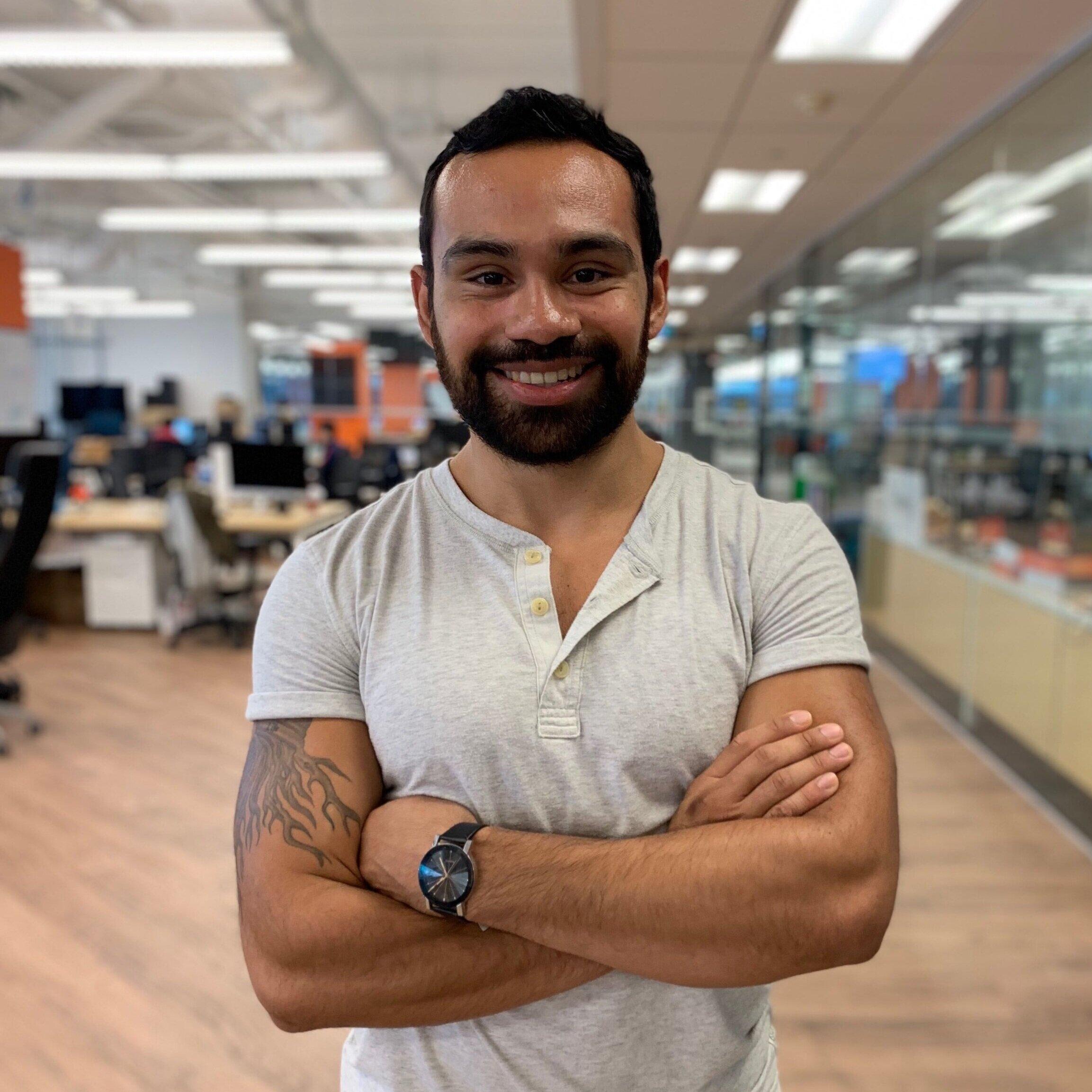 Joel Pineda   Customer Success & Business Development Manager