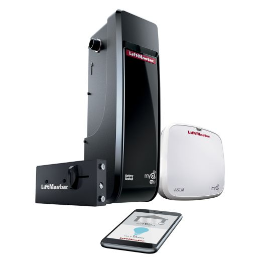 Liftmaster 8500W Battery Backup Wall Mount WiFi Garage Door Opener