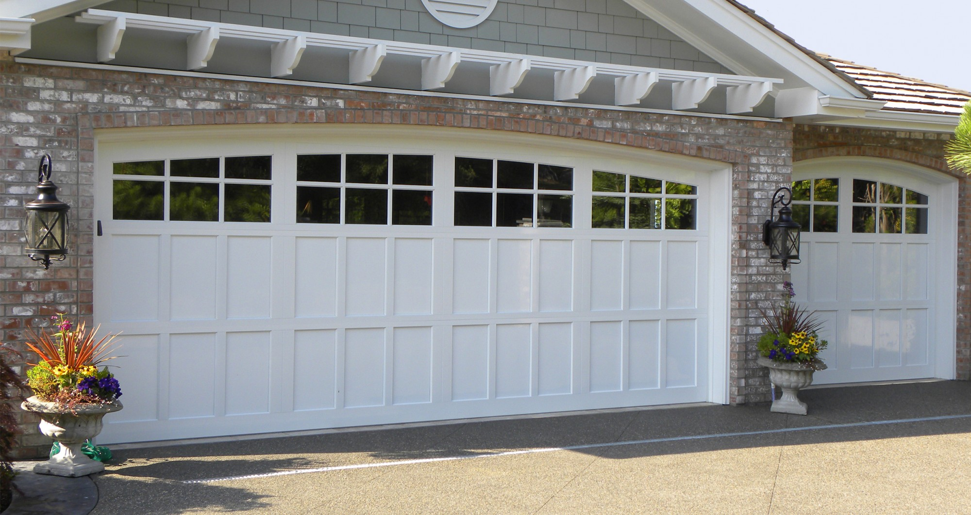 Infinity Classic Garage Door by Northwest Door