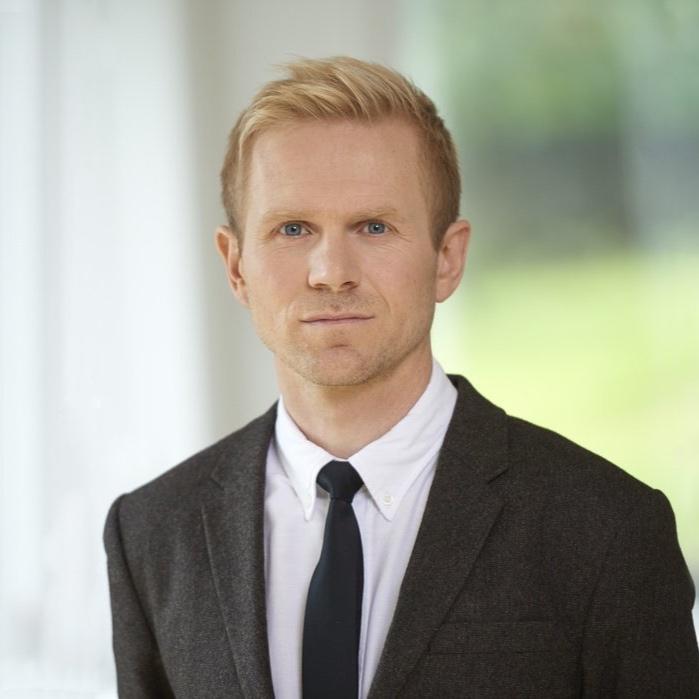 Sölvi Blöndal   Senior Economist at GAMMA Capital Management and chairman of the board of Alda Music
