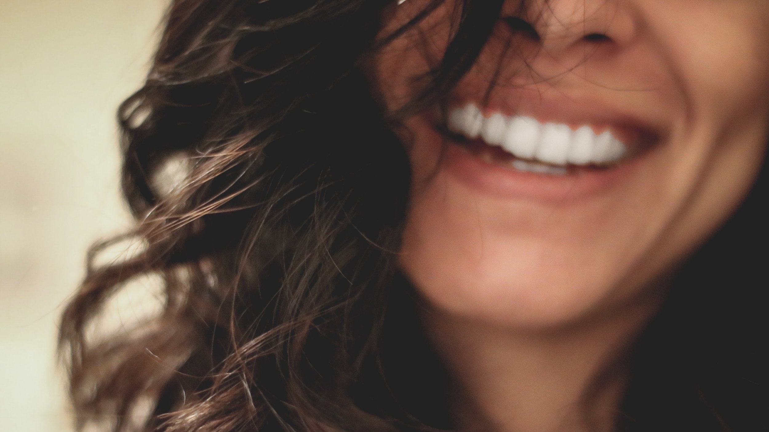 LET'S GIVE YOU A REASON TO SMILE -