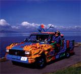"""""""Truck in Flux"""" by Philo Northrup, Juror"""