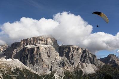 David Howell-paraglider and monte sella italy.jpg