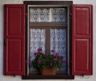 David Howell-red shutters cibiana di cadore italy.jpg