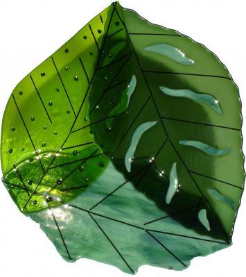 melissa zielinski-three leaf platter.jpg