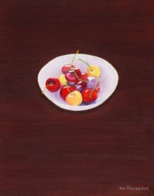 Ron Thompson-just a bowl of cherries.jpg
