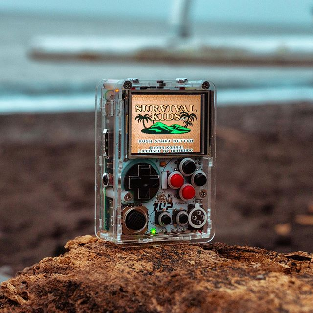 Who's played Survival Kids on the GameBoy Color before? 👾  Also read our latest story post for updates on current orders! All orders between #120 - #150 will be shipped out by end of next week - more info on our story!  Any questions, drop us an email to sales@gbzmods.com 🙏 ——————————————————— Follow @gbzmods —————————————— www.gbzmods.com/shop