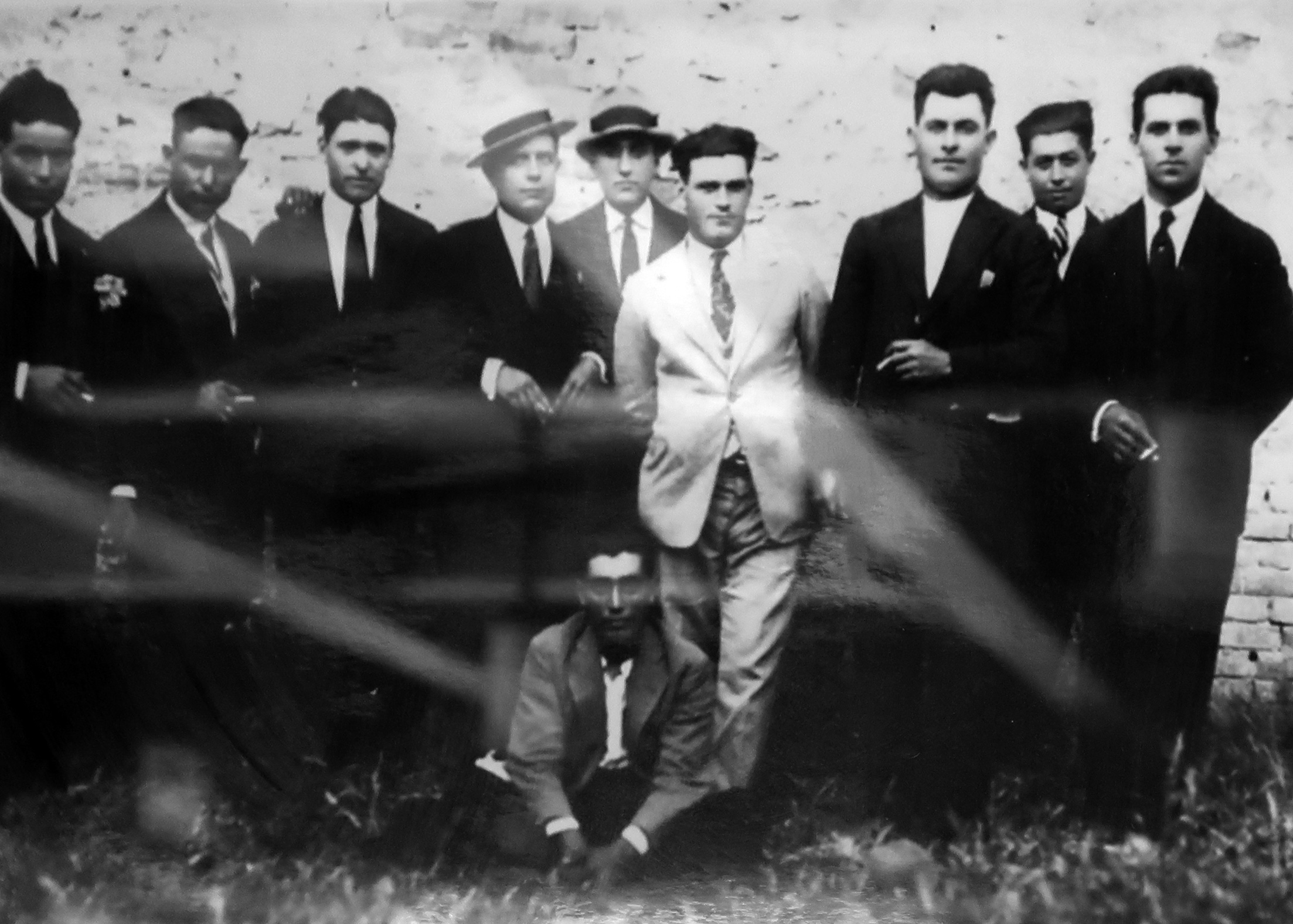 Sacramone Family members, circa 1930