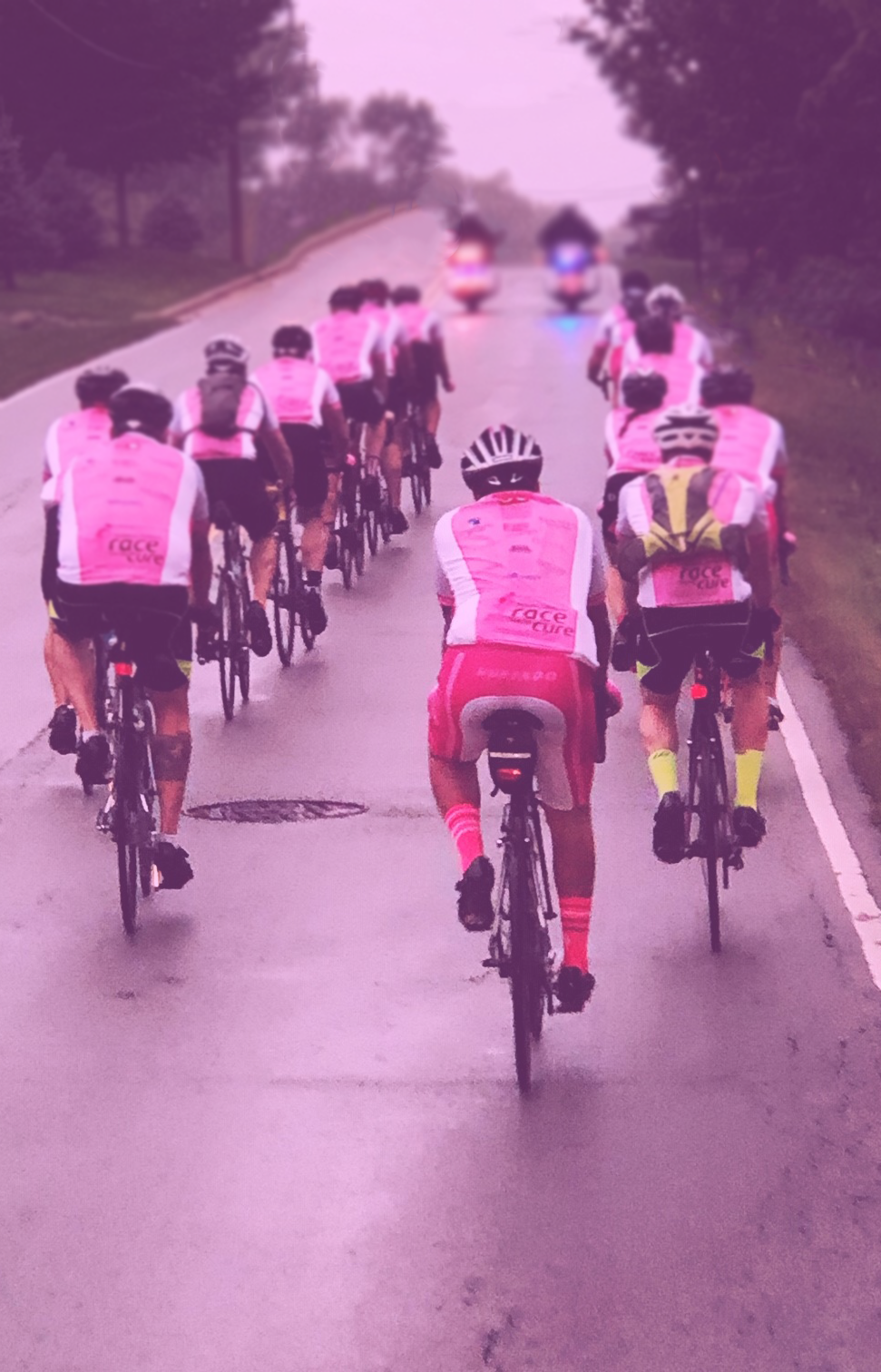 Ride For The Cure - The Tour de Komen is an annual 100-mile cycling event to raise funds for Komen Central Indiana & the fight against breast cancer. We've raised over $70k to date, & this year we're aiming even higher. The 2019 ride is set to take place September 27th. Learn more.