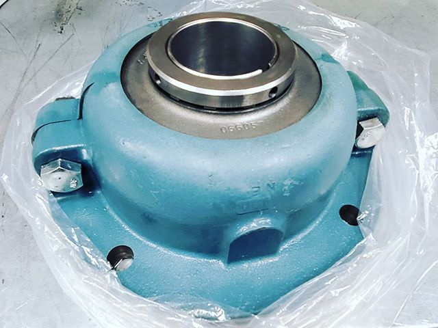 Call #talonbearing for a quote Dodge 4 Bolt Flange Unit, F4B-SD-307E, Stock #104036 #flangebearing #assembly #pillowblockbearings #bearings #bearing #surplus #dodge