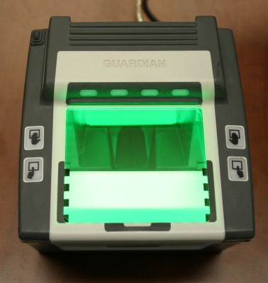 Live Scan Equipment
