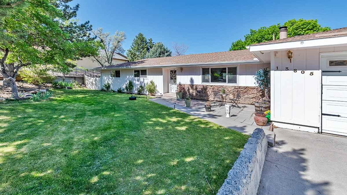 13805 Virginia Foothills Drive, Reno, NV  3 Bed | 2 Bath | 1,838 sqft | $492,000 775.379.9617 | Shirley Larkins