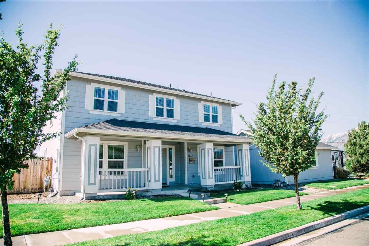 1378 Pin Oak Drive, Gardnerville, NV  4 Bed | 3 Bath | 2,082 sqft | $426,000 Nicole Turner | 775.790.7850