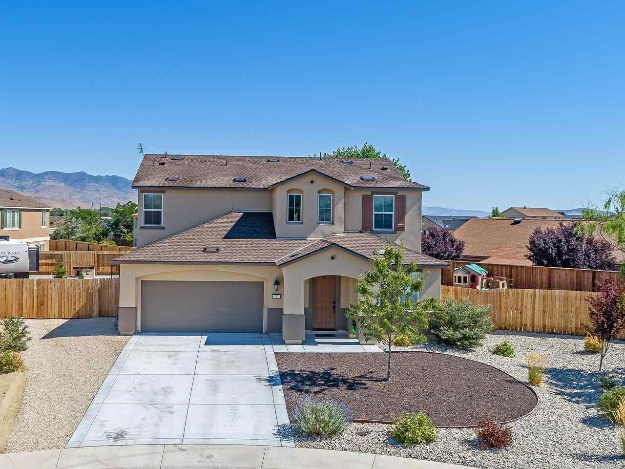 127 Chalice Avenue, Dayton, NV  4 Bed | 3 Bath | 2,288 sqft | $399,900 Victoria Weiser | 775.232.8929