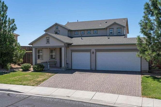 3443 Weaver Place, Reno, NV  4 Bed | 3 Bath | 2,305 sqft | $449,900 Leslie Biederman | 530.448.1561
