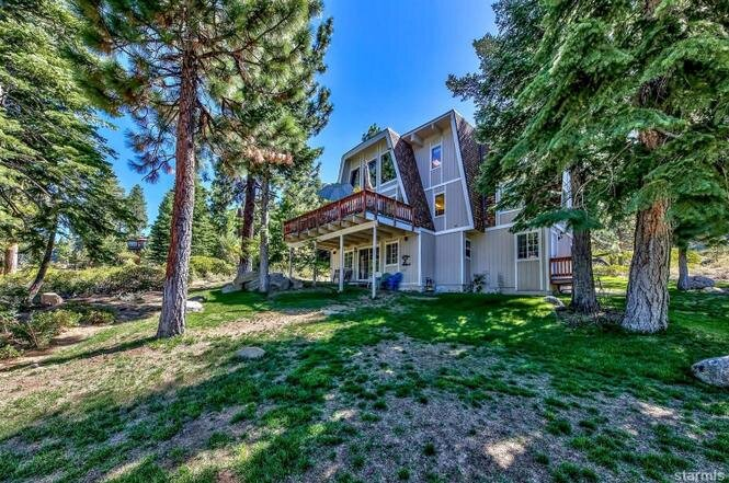 1383 Nebelhorn Court, South Lake Tahoe, CA  4 Bed | 3 Bath | 2,549 sqft | $695,000 Scott Pearce | 530.318.1030