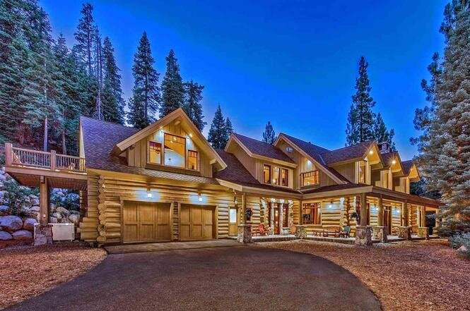 580 Granlibakken Road, Tahoe City, CA  4 Bed | 3.5 Bath | 5,451 sqft | $3,250,000 Alex West | 530.214.6100
